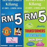 Anakku Warehouse Sales, Prices As Low As RM5 Only!