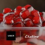 FREE Uber Ride and Enjoy 50%off Chatime Poke Pearls Drink Promo!