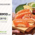 FREE SAKAE Delivery RM10off  On Your Bill Deals!