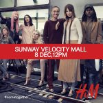 FREE Exclusive H&M Tote Bags and Shopping Vouchers (Worth at least RM50) Giveaway!