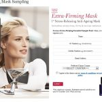 FREE Clarins New Extra-Firming Essential Sample Giveaway!