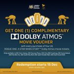 FREE 1 Dolby Atmos Movie Voucher Giveaway!