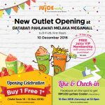 Juice Works Opening Special Buy 1 FREE 1 Promo!