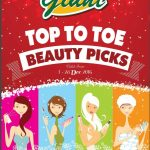 Giant Top to Toe Beauty Picks Selected Item Buy 2nd at RM1 Only!