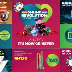 Lazada Online Revolution 12.12 The Biggest Online Sales Of The Year!