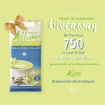 FREE Esprecielo Allure Green Tea Giveaway To Your Doorstep!