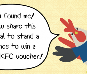 FREE RM20 KFC Voucher Giveaway!