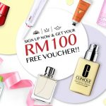 FREE RM100 Allyoung Beauty & Health Shopping Voucher Giveaway!