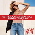 FREE H&M Tote Bags And Shopping Vouchers Giveaway!