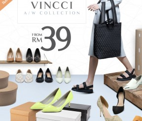 Vincci Sale Is Back!