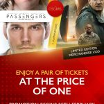 GSC Cinemas Buy 1 FREE 1 Movie Ticket Promo!