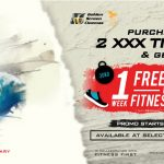 FREE 1 Week Trial From Fitness First Giveaway!