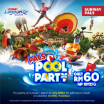 Sunway Lagoon To All 6 Parks at Only RM60 Promotion!