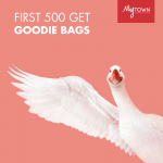 FREE MyTown Grand Opening Goodie Bag Giveaway!
