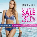 XIXILI First Ever Storewide 30% Sales!