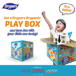 FREE Drypers T-shirt and Play Box Giveaway!