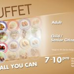 Sushi King Special Buffet Eat All You Can Eat Deal!