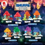 FREE McDonald's 8 type Smurfs:The Lost Village Happy Meal Toys Deals!