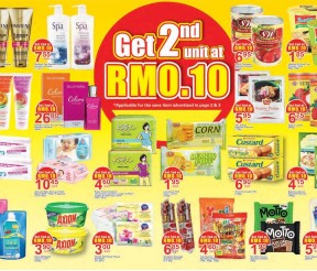 AEON BiG More And Lots More For Your Saving at Only RM0.10!