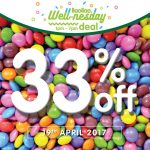 llaollao Offer 33%off Wellnesday Deal!