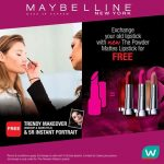 FREE Maybelline New The Powder Mattes Lipstick Giveaway!