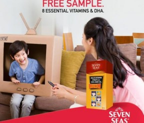 FREE Sevenseas Trial Samples Giveaway To your Door Step!