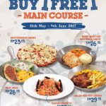 Fish & Co Buy 1 FREE 1 Deal!