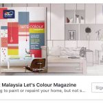 FREE Dulux Let's Colour Magazine to Your Doorstep!