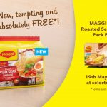 FREE a Full Pack of Maggi ® Seleraku Roasted Sesame Chicken Giveaway!