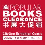 POPULAR Books Clearance As Low As RM5!