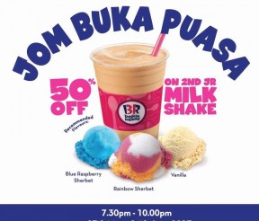 Baskin-Robbins Offer Ramadan Deal!