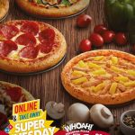Domino's Offer Personal Pizzas Deal!