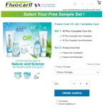 FREE Fluocaril Toothpaste and Mouthwash Sample Set Giveaway To Your Doorstep!