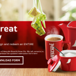FREE an Entire NESCAFÉ Coffee Set Giveaway!