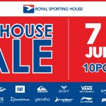 Royal Sporting House Warehouse Sale!