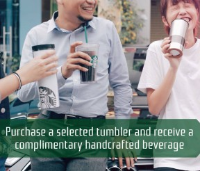 FREE Starbucks Handcrafted Beverage Giveaway!