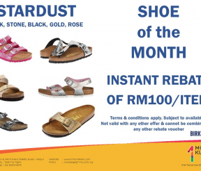 Birkenstock Offer Instant Rebate Deal!