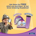 FREE Anmum Kid's Pool or A Thermocafe Tumbler Giveaway!