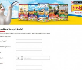 FREE Friskies ® Seafood Sensation Sample To Your Doorstep!