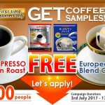 FREE Brook's café Coffee Sample Giveaway To Your Doorstep!