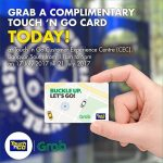 FREE Touch 'n Go card Giveaway!