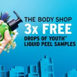 FREE The body shop New Youth Liquid Peel Sample Giveaway!