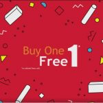 F.O.S Offer Buy 1 FREE 1 Deal!