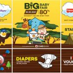 Lazada Baby Fair Is Back!