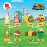 FREE McDonald's The Mario Brothers Toys Giveaway!