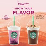 Starbucks August New Promo!