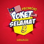 MR D.I.Y. Pocket Selamat Promotion is back!