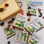 FREE Karihome Trial Sample to Your Doorstep! – 免费奶粉样品,寄到你家!