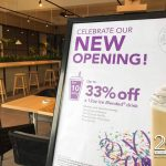 The Coffee Bean & Tea Leaf Opening Special Promo!-开张特别优惠!