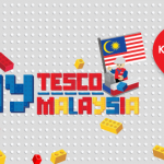 Tesco New Lebih Jimat Deal, Collect a Limited Edition My Tesco Store Mini Set at only RM5!